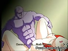 Anime Babe Gets Fucked